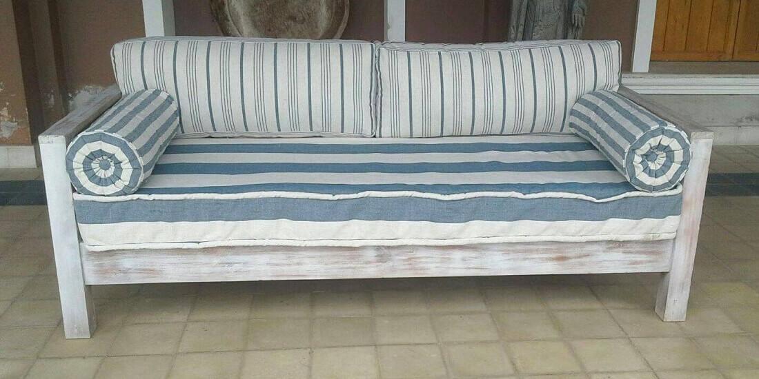 ¿Renovar utilizando funda o tapizado?